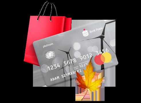 Zgarnij 300 zł w punktach z kartą kredytową PKO Mastercard Platinum RRSO 9,27%